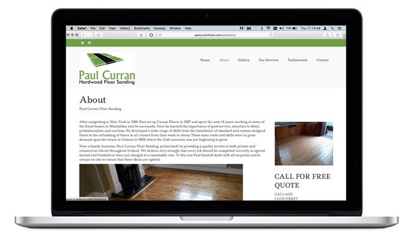 Paul Curran Floors