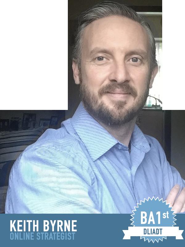 Keith Byrne Online Strategist