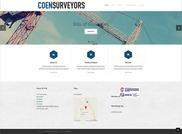 Coen Surveyors