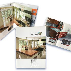 PiuAlto Catalogue Brochure